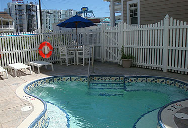 BELLDON'S COASTAL COLORS MIDRISE - WILDWOOD CREST Vacation Rentals