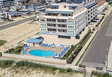 ROYAL BEACH CONDOMINIUMS-WILDWOOD CRESTVacation Rentals