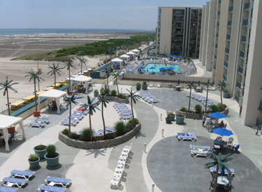Ocean Towers North - Wildwood Vacation Rentals