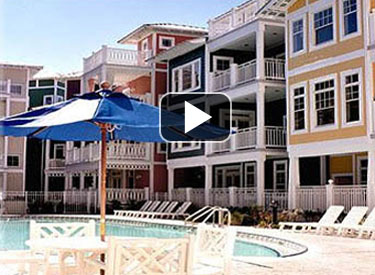 Coastal Colors Courtyard Homes - Wildwood Crest Vacation Rentals